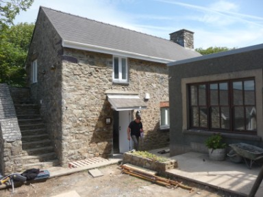 holiday cottages west wales solva beacon architectural services brecon wales
