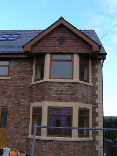 new house hirwaun beacon architectural services brecon wales