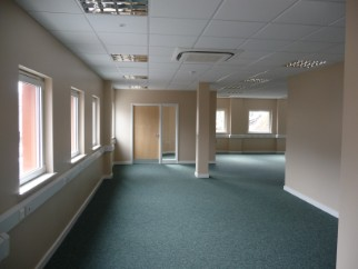 rhondda housing association offices tonypandy beacon architectural services brecon wales