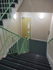stairwell rhondda housing association offices