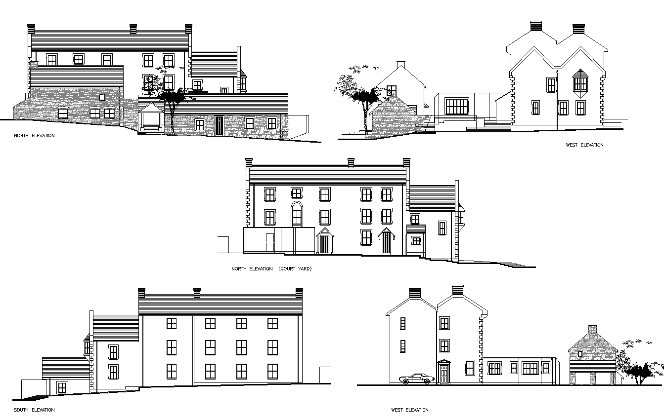 llanunwas solva holiday cottages beacon architectural services