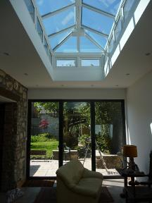 orangery cardiff beacon architectural services