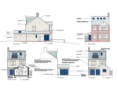 extension and loft conversion cardiff beacon architectural services